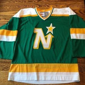 Minnesota North Stars CCM Vintage Jersey